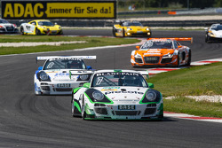 #7 Tonino Team Herberth Porsche 911 GT3 R: Herbert Handlos, Robert Renauer