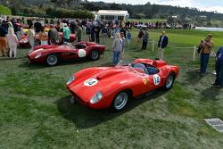 1958 Ferrari 250 Testa Rossa Scaglietti Spyder