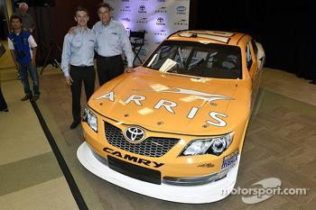 Joe Gibbs Racing 2015 driver announcement