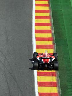 Alexander Rossi, Marussia F1 Team MR03