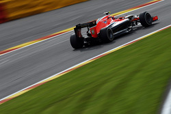 Alexander Rossi, Marussia F1 Team MR03 Reserve Driver