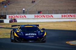 #9 K-PAX Racing McLaren 12C GT3: Alex Figge
