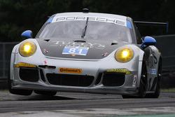 #81 GB Autosport Porsche 911 GT America: Bob Faieta & Damien Faulkner