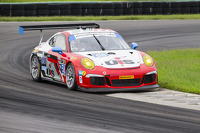 #58 Snow Racing Porsche 911 GT America: Madison Snow, Jan Heylen