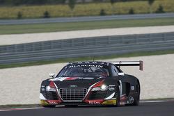 BSS: #1 Belgian Audi Club Team WRT Audi R8 LMS Ultra: Cesar Ramos, Laurens Vanthoor