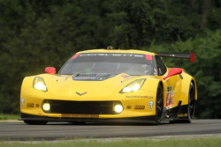 TUSC: #4 Corvette Racing Chevrolet Corvette C6 ZR1: Oliver Gavin, Tommy Milner