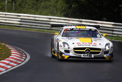 #6 Rowe Racing Mercedes SLS AMG GT3: Thomas Jäger, Jan Seyffarth