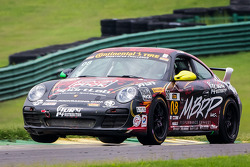 #08 Rebel Rock MBRP Racing Porsche 997: Martin Barkey, Kyle Marcelli