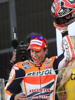 MOTOGP: Race winner Marc Marquez