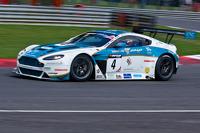 #4 Oman Racing Team Aston Martin Vantage GT3: Ahmad Al Harthy, Michael Caine