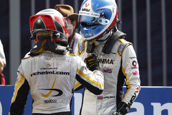 Jolyon Palmer and Stephane Richelmi