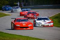 #22 Overtime Racing Chevorlet Corvette: Ted Sullivan