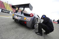 #19 Ferrari of Fort Lauderdale Ferrari 458: Jason Harper
