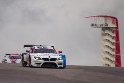 #56 BMW Team RLL BMW Z4 GTE: John Edwards, Dirk Muller