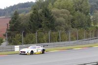 #22 ROWE Racing Mercedes-Benz SLS AMG GT3: Nico Bastian, Jaime Alguersuari