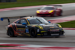 #71 Park Place Motorsports Porsche 911 GT America: Mike Vess, Mike Skeen