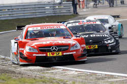 Vitaly Petrov, Mercedes AMG DTM-Team Mucke DTM Mercedes AMG C-Coupe