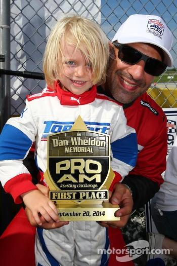 Dan Wheldon Memorial Pro-Am Karting Challenge