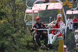 Gianni Morbidelli, Chevrolet RML Cruze TC1, ALL-INKL_COM Münnich Motorsport, Tiago Monteiro, Honda Civic WTCC, Team Castrol Honda WTCC