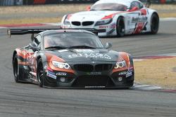 #92 Team AAI BMW Z4: Morris Chen, Jorg Muller, Marco Seefried