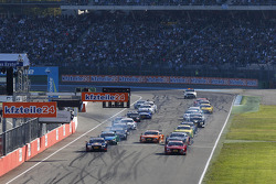 Start of the Race,