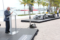 Miami ePrix press conference