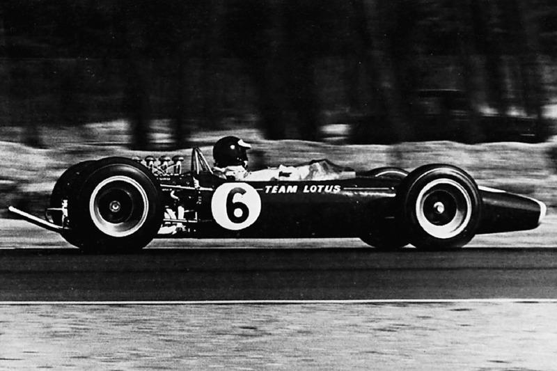 Jim Clark, Lotus Climax