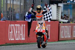 Marc Marquez, Repsol Honda Team takes the win