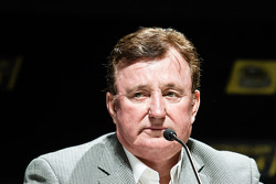 Championship contenders press conference: team owner Richard Childress