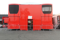 Ferrari Selling Transport Trailer