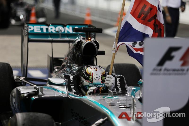 2014: Lewis Hamilton (Mercedes)