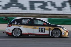 #11 Formula Racing Seat Leon: Jose Antonio Monroy, Mikkel Mac, Lars Steffensen, Bo McCormick,  Johnny Laursen