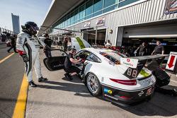 #25 Black Falcon Porsche 991 Cup: Burkard Kaiser, Manuel Metzger, Christian Raubach