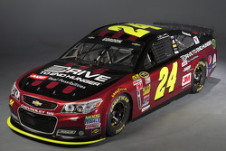 2015 AARP Drive to End Hunger paint scheme for Jeff Gordon