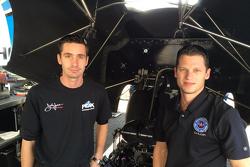 Nick Casertano and Jon Schaffer