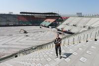 Autodromo Hermanos Rodriguez track renovation