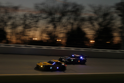 #97 Turner Motorsport BMW Z4: Michael Marsal, Markus Palttala, Andy Priaulx, Boris Said, #24 BMW Team RLL BMW Z4 GTE: John Edwards, Lucas Luhr, Jens Klingmann, Graham Rahal