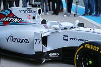 Williams FW37 launch
