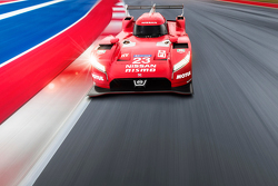 Nissan GT-R LM launch