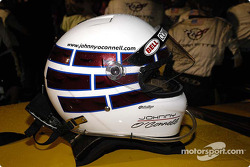 Johnny O'Connell's helmet