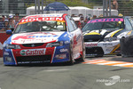 Greg Murphy and Craig Lowndes