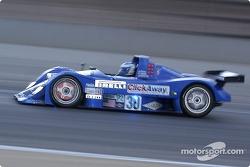 #30 Intersport Racing Lola B2K/44 Judd: Clint Field, Robin Liddell, Rick Sutherland