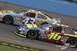 Jeff Green and Greg Biffle