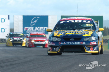 Max Wilson was one of 15 drivers to debut at Symmons Plains