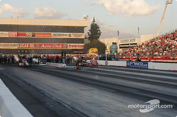 Scott Kalitta vs Brandon Bernstein