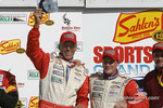 GS podium: Michiel Schuitemaker and B.J. Zacharias