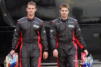 Will Davison and Will Power