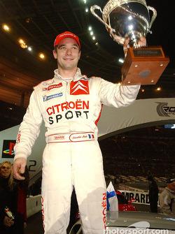 The Race of Champions 2004 runner-up Sébastien Loeb