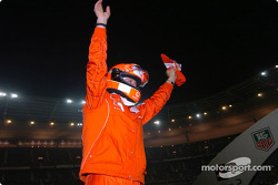 The World Champions Challenge 2004 winner Michael Schumacher