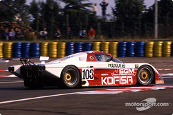 #103 France Prototeam Spice SE88C Ford: Bernard Thuner, Pierre de Thoisy, Raymond Touroul